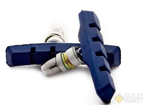 Тормозные колодки MARK19 с крепежом симетричные 70 мм