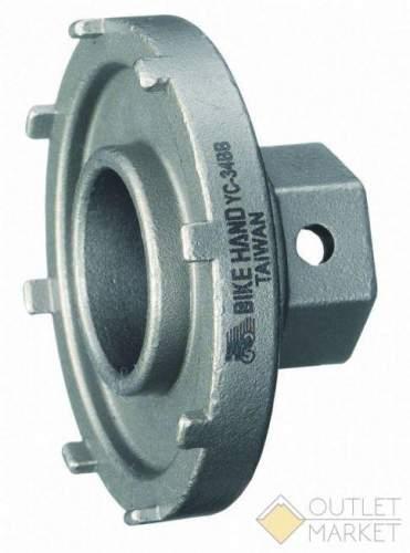 Съемник BIKEHAND YC-34BB прижимного кольца электропривода Bosch 50mm для электро велосипедов