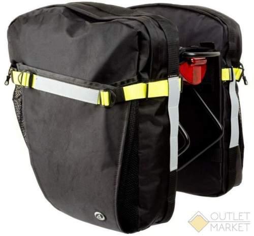 Сумка AUTHOR A-N Tramp 42 на багажник штаны водонепроницаемая 2в1 V=2-21л