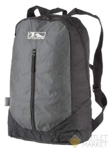 Рюкзак M-WAVE универсальный 45х39х12 см V=21л складной до 15х10х4 см облегченный 178г