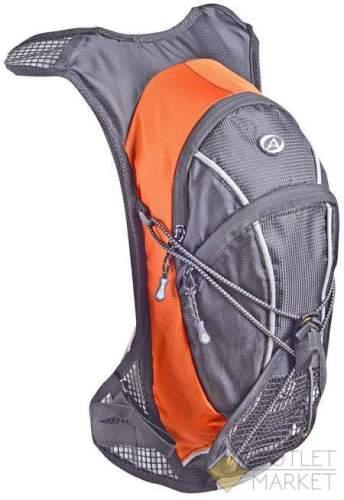 Рюкзак AUTHOR спортивный TURBO GSB V=6л 430г с чехлом от дождя