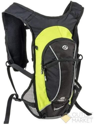 Рюкзак AUTHOR TURBO-6 VEST NEW V=6л 430г с чехлом от дождя