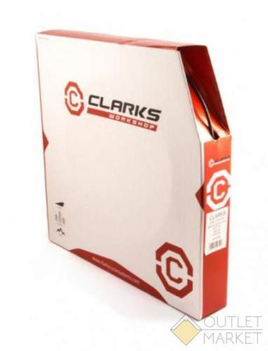 Оплётка троса переключения CLARK`S MTB/Road 4мм Черная  IGOC4DB