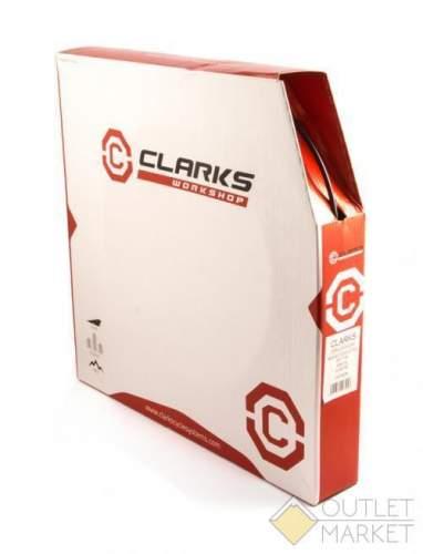 Оплётка тормозного троса CLARK`S MTB/Road 5мм Черная Y1005DB
