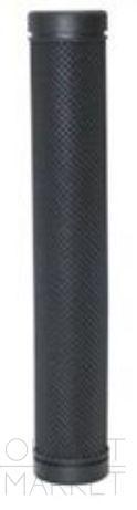 Грипсы H95 резиновые противоск. удлинен.178мм для BMX и дорож. вел. черные