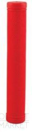 Грипсы H95 резиновые противоск. удлинен.178мм для BMX и дорож. вел. красные