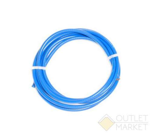 Рубашка 00-170215 тросика тормоза MTB 2/4,8мм б/загл. (2 метра) синяя
