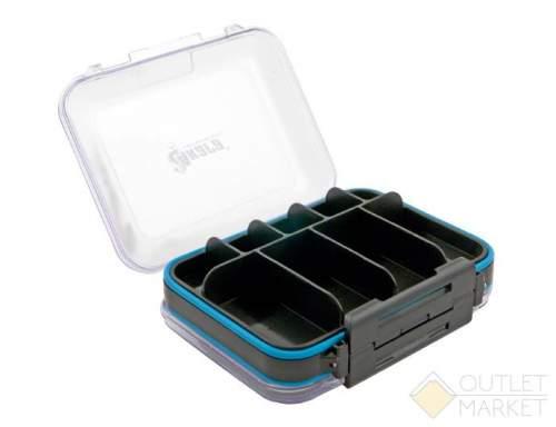 Коробка Akara AKB-03 9x12x4,2 см двусторонняя