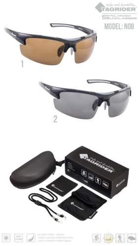 Очки поляризационные Tagrider N08-2 Gray