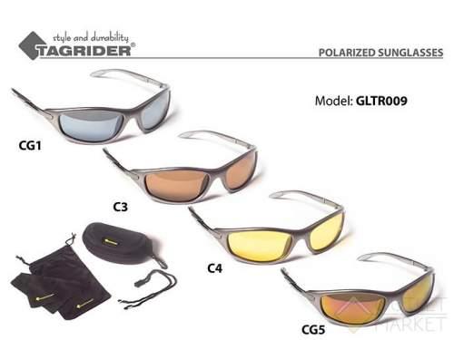 Очки поляризационные Tagrider в чехле GLTR 009 C4 YL
