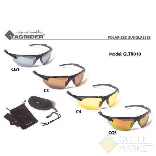 Очки поляризационные Tagrider в чехле GLTR 010 C4 YL