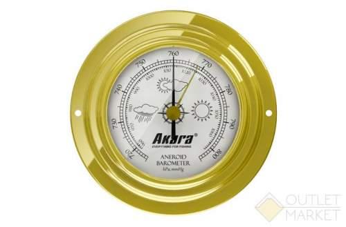 Барометр Akara латун. оправа 70 мм