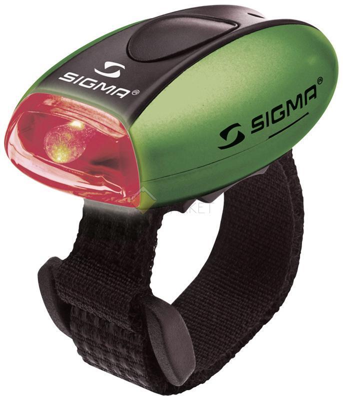 Фонарь велосипедный SIGMA MICRO LED RED 17233