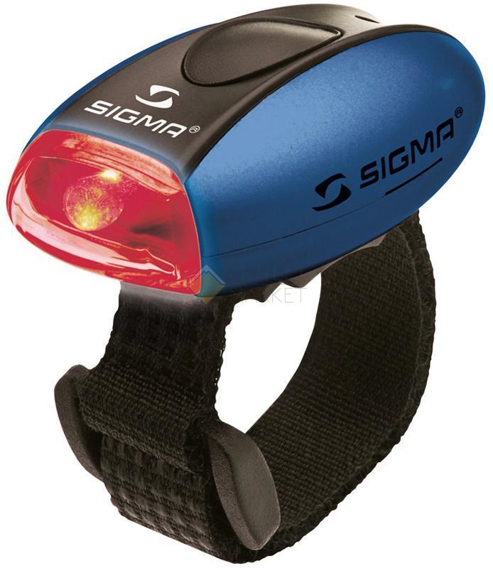 Фонарь велосипедный SIGMA MICRO LED RED 17232