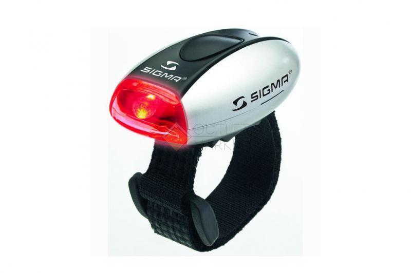 Фонарь велосипедный SIGMA MICRO LED RED 17234