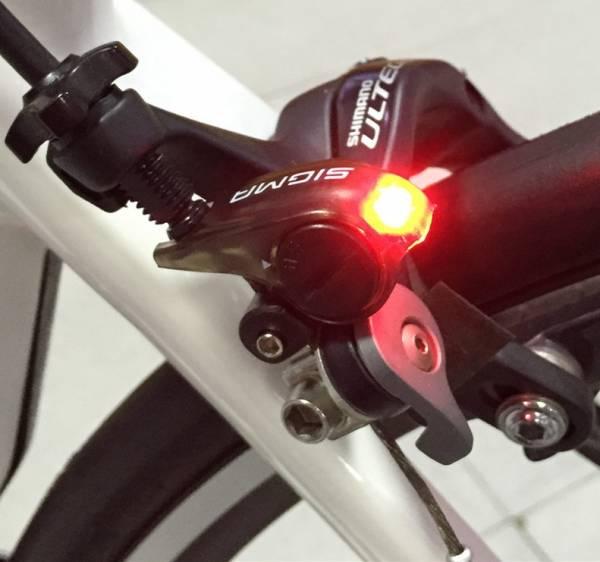 Фонарь тормозной велосипедный SIGMA BRAKELIGHT LED RED