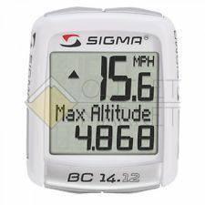 Велокомпьютер SIGMA 4150