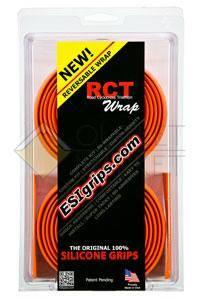 Обмотка на руль ESI RCT Wrap Silicon красная