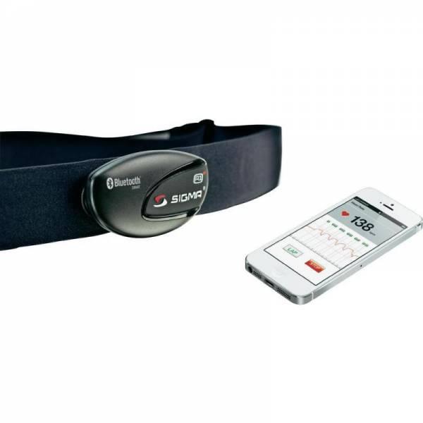 Кардиоремень Sigma R1 Blue Comfortex20328