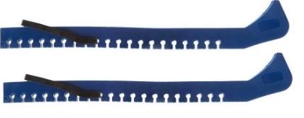 Чехлы на лезвие коньков (универсальные) ЧХ-01 Синий