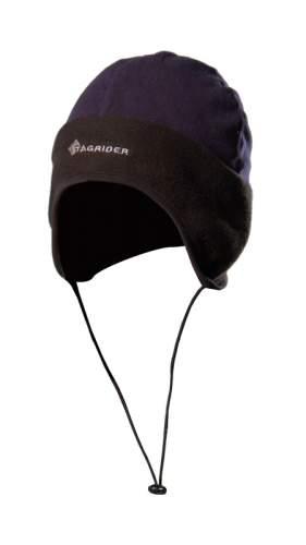 Шапка Флис закрывающие уши, с утяжкой 2012-5 TR