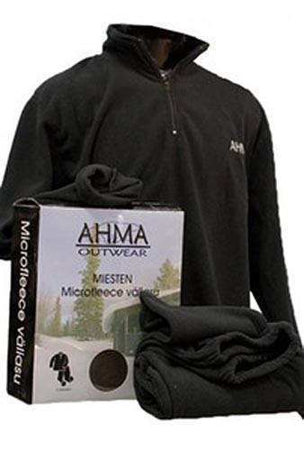 Термобелье 2-ого слоя AHMA микрофлис. Ср, выс акт. 00-689/46-247 XXL Черный