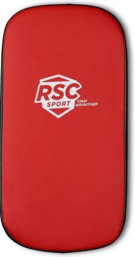 Макивара прямая RSC 3739 40*20 см Красно-черный