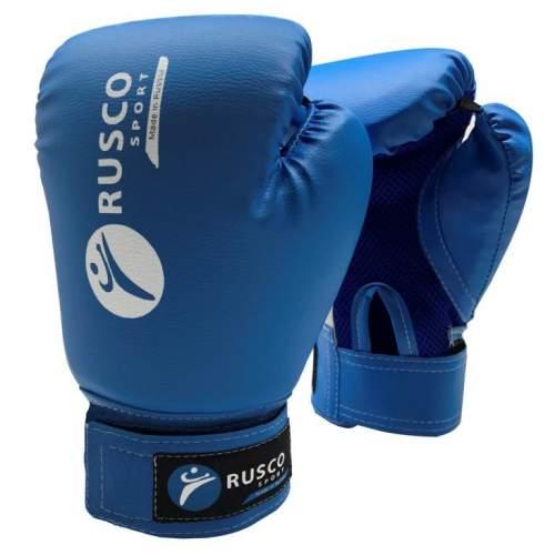 Перчатки боксёрские RUSCO SPORT и/к RS-16 10 унций Синий