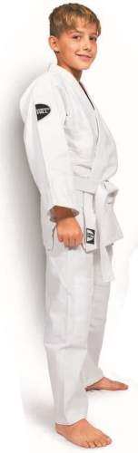 Кимоно дзюдо Green Hill JUNIOR хлопок куртка 350г/м2,брюки 180г/м2 JSJ-10226 4/170 Белый