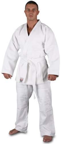 Кимоно дзюдо хлопок куртка 600-650г/м2,брюки 280-320г/м2 RA-001 28-30/120 Белый