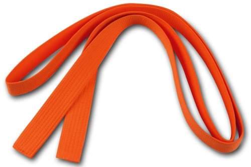 Пояс для кимоно RA-010 2.8 м Оранжевый