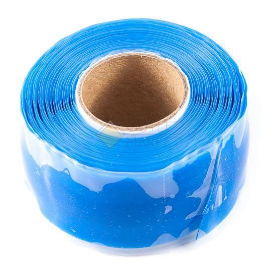 Защита велосипеда ESI Silicon Tape Синяя