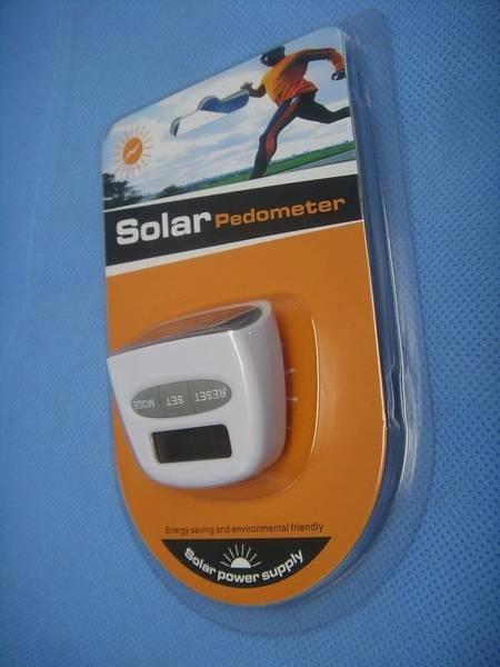 Шагомер на солнечных батареяхCN3665