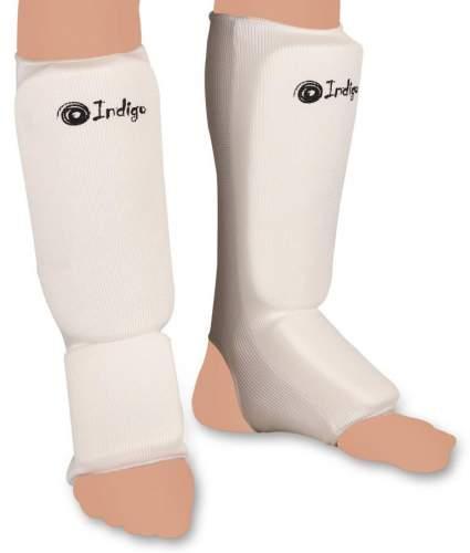 Защита голени и стопы INDIGO х/б, полиэстер PS-1316 XL Белый