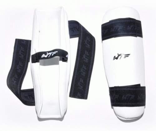 Защита для ног таэквондо SPRINTER ZTT-019-T L Бело-черный