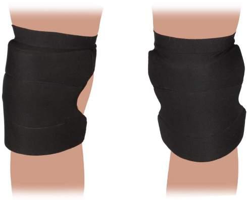 Наколенник волейбольный INDIGO 1308-PS XL Черный