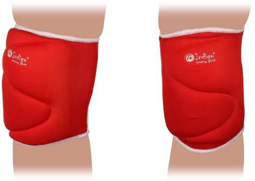 Наколенник волейбольный INDIGO 208-ТSE JR Красный