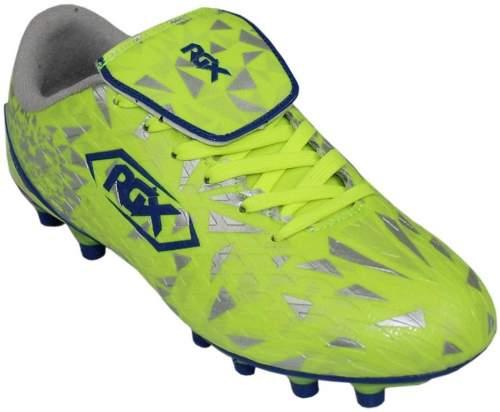 Бутсы футбольные шипованные RGX SB-SH-021 31 Неон