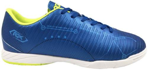 Бутсы футбольные зальные RGX ZAL-042 35 Синий