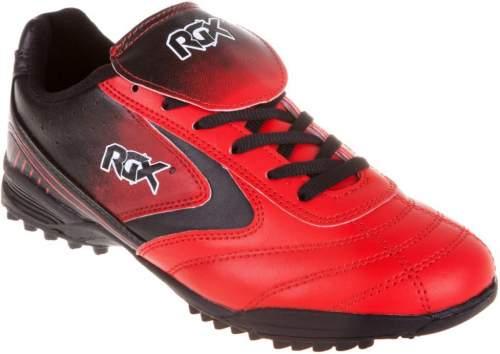 Бутсы футбольные шипованные RGX (сороконожки) 002 44 Черно-красный