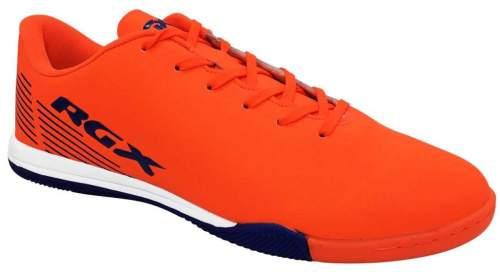 Бутсы футбольные зальные RGX ZAL-047 44 Оранжево-черный