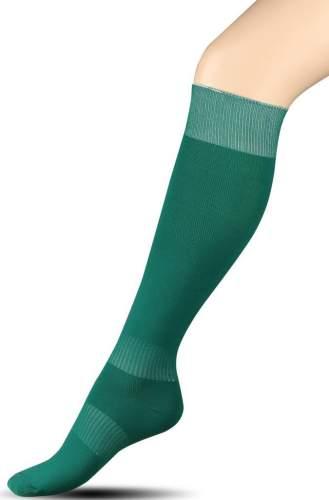 Гетры футбольные Спорт 2 35-37 Зеленый