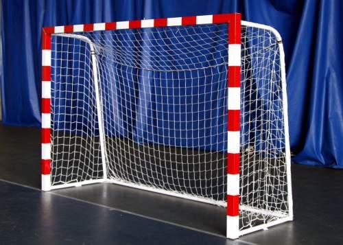 Сетка футбольная (мини футбол, гандбол) 2,0мм 3*2*1м Белый