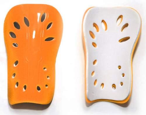 Щитки футбольные HT-C-031 XS Оранжевый