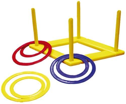 Игра детская Кольцеброс 653 У