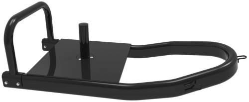 Сани тренировочные Кроссфит INDIGO 1406 IRSB 110*48*44 см Черный