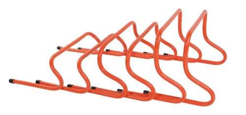 Барьер Кроссфит INDIGO 105 IR 9 x18 Оранжевый