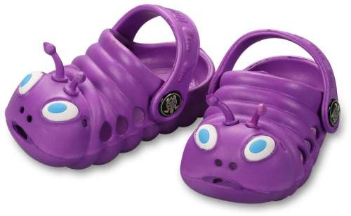 Сабо детские Ларфик Д320 19-20 Фиолетовый