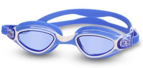 Очки для плавания INDIGO TARPON GS22-4 Сине-белый