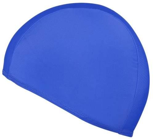 Шапочка для плавания ткань LUCRA SM однотонная SM-091 Синий
